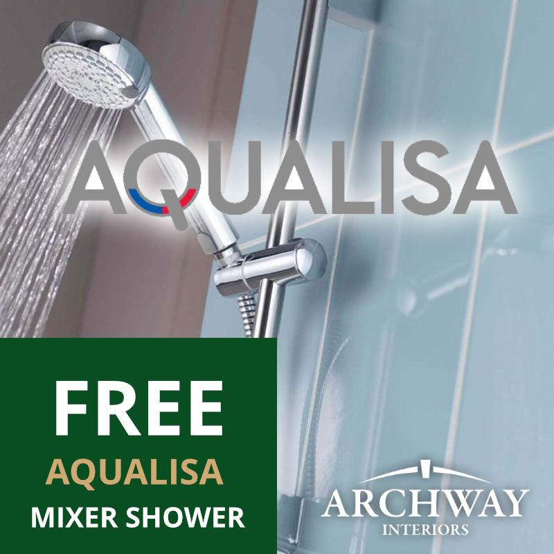 Free Aqualisa Mixer Shower Offer | Archway Interiors Ltd