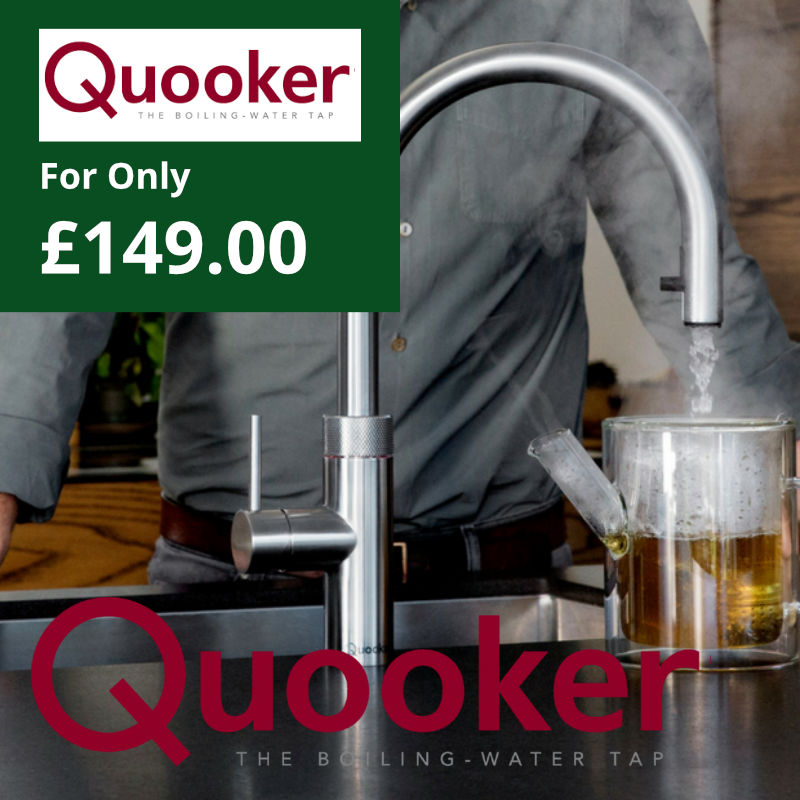 Quooker Hot Water Tap Offer | Archway Interiors Ltd